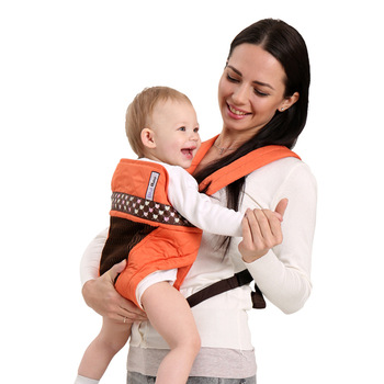Adjustable 0-36M Ergonomic Baby Carriers Backpack Portable Baby Sling Wrap Cotton  Infant Newborn Kangaroo Bag Hipseat breathable adjustable baby carriers ergonomic toddler backpack baby wrap backpack portable backpacks baby sling