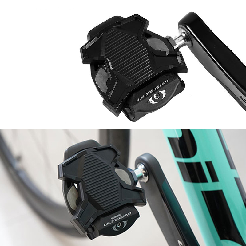 Bicycle Clipless Pedal Platform Adaptors Shimano SPD MTB SPD SL LOOK KEO