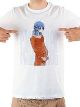 Showtly Sally face t-shirt salli face t-shirt hip-hop koszulka męska O-neck t-shirt męskie ubrania w stylu streetwear cartoon t-shirt tanie tanio Krótki regular Dzianiny COTTON Hip Hop Drukuj