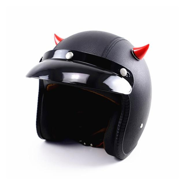Рог, украшение шлема 3