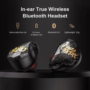 Image 3 - سماعات أذن Whizzer OT1 سماعات أذن TWS مزودة بتقنية البلوتوث 5.0 سماعة أذن ستيريو لاسلكية NC مع ميكروفون سماعات أذن بدون استخدام الأيدي تحكم AI