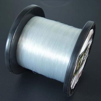 Best DORISEA 500M Nylon Line Monofilament Fishing Line Fishing Lines cb5feb1b7314637725a2e7: Clear