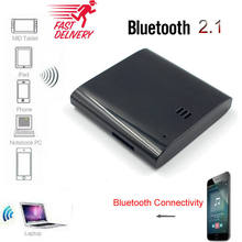 30 Pin Dock Bluetooth 2.1 Audio Adapter Transmitter Receiver Stereo Audio Wireless Music Adapter for Speaker(China)