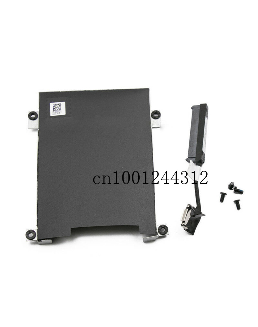 New Original HDD Cable Caddy Frame Bracket For Dell Latitude 5480 5490 5491 HDD SATA Hard Drive Cable caddy 80RK8 0NDT6