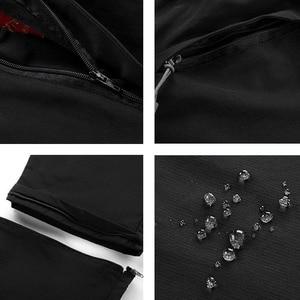 Image 5 - Nuonekoリムーバブル男性の夏速乾貨物パンツ男性通気性ズボン、男性カーキスウェットパンツプラスサイズ 6XL CK108