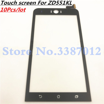 "10Pcs 5.5"" Replacement High Quality For Asus Zenfone Selfie ZD551KL Z00UD Touch Screen Digitizer Sensor Outer Glass Lens Panel"
