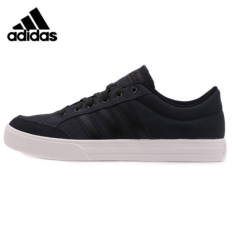 Original Adidas VS SET Mens Skateboarding Shoes Sneakers Outdoors Sports Comfortable B43908
