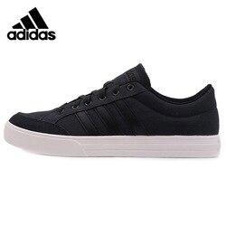 Originale Adidas Vs Set Mens Scarpe da Pattini E Skate Scarpe da Ginnastica Sport All'aria Aperta Confortevole B43908