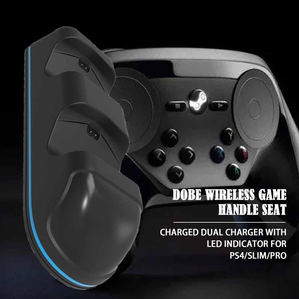 Для PS4 контроллер зарядное устройство DualShock 4 usb зарядная станция Док-станция для sony зарядное устройство для геймпада