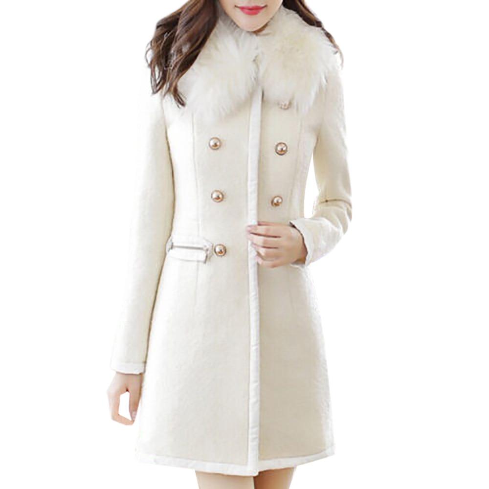 LSERVER Baby Girl Fashion Imitation Fur Soft Coat Winter Jacket Cute Stylish Warm Outerwear