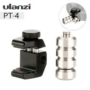 Image 2 - Ulanzi contrapeso para Zhiyun Smooth 4 Q2 cardán Dji osmo mobile 3 2, estabilizador, placa de Blance de lente anamórfica, Snoppa atom Vilta