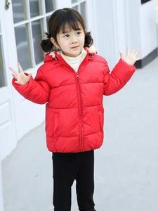 Boys Jacket Clothing Winter Children's Coat Thick Cotton Autumn