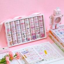 480 PCS/LOT summer love series paper decorative tape masking tape washi tape