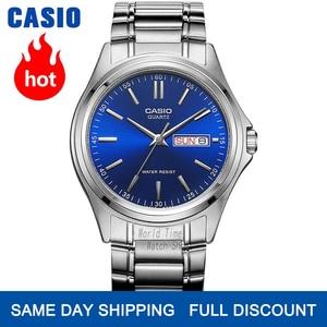Image 1 - Casio שעון גברים פיצוץ למעלה יוקרה סט קוורץ watche 30m עמיד למים גברים שעון ספורט צבאי שעון יד relogio masculino
