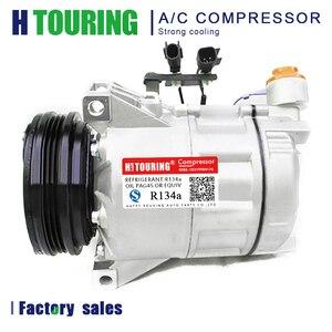 Image 4 - ac compressor For volvo p31315453 / FORD Focus / VOLVO S60 V60 V70 XC70 36001462 31332386 31315453 Z0002259J 31366155 1681 1681P