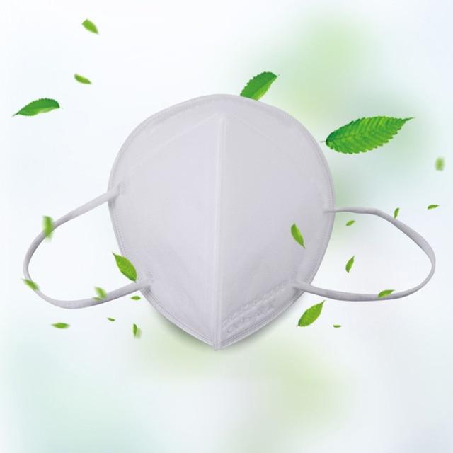 5 Layers Safety Dust Mask Antivirus Flu Anti Infection Mask Washable Face Mask Professional Protective Masks