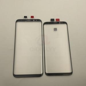 Image 5 - Cristal externo de repuesto para Samsung Galaxy S8, S8 Plus, S9, S9 Plus