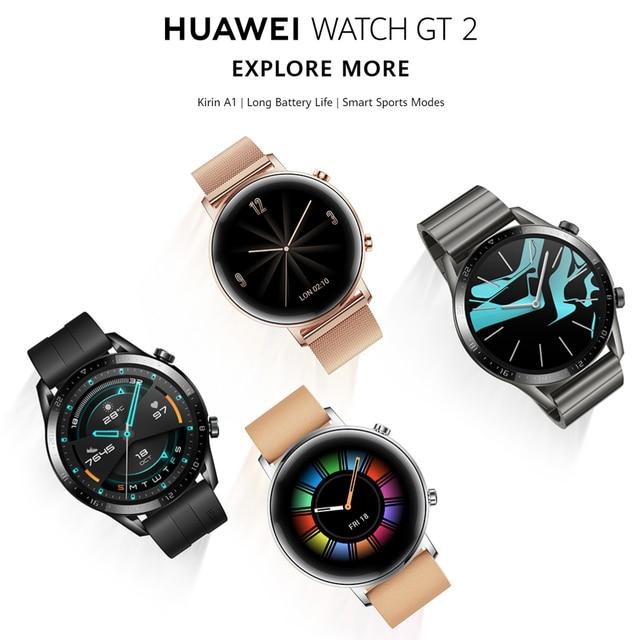 HUAWEI Watch GT 2 Smart Watch Blood Oxygen Smart 2