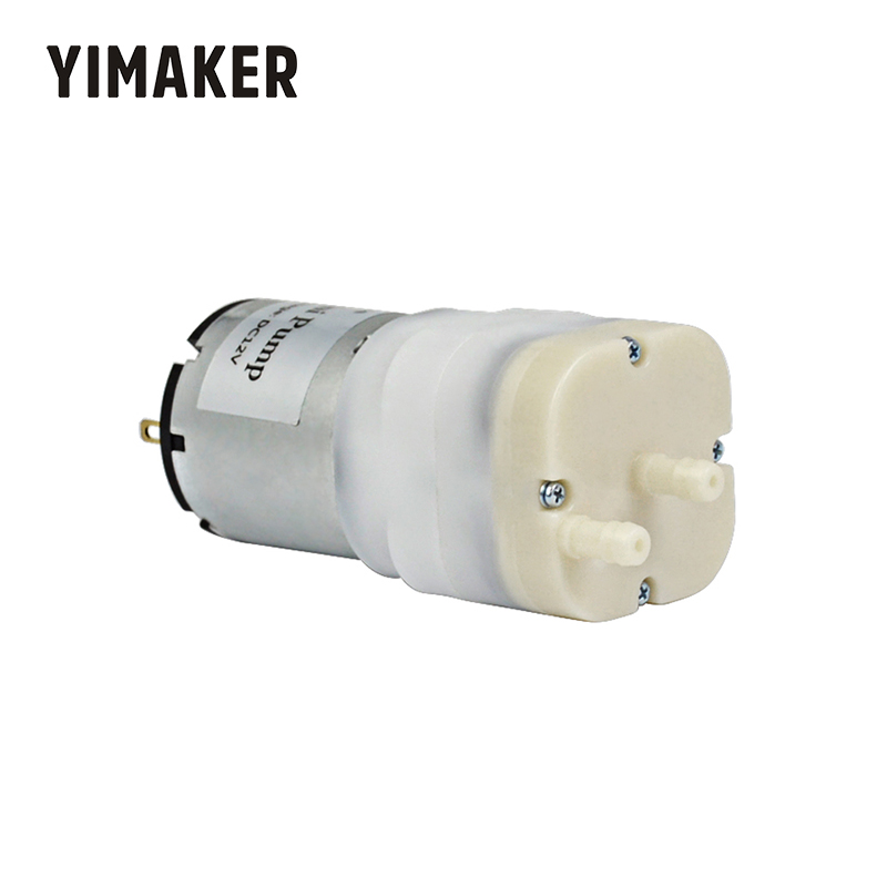 YIMAKER Micro DC12V Air Pump Vacuum Pump Mini Electric Pumps For Medical Instrument