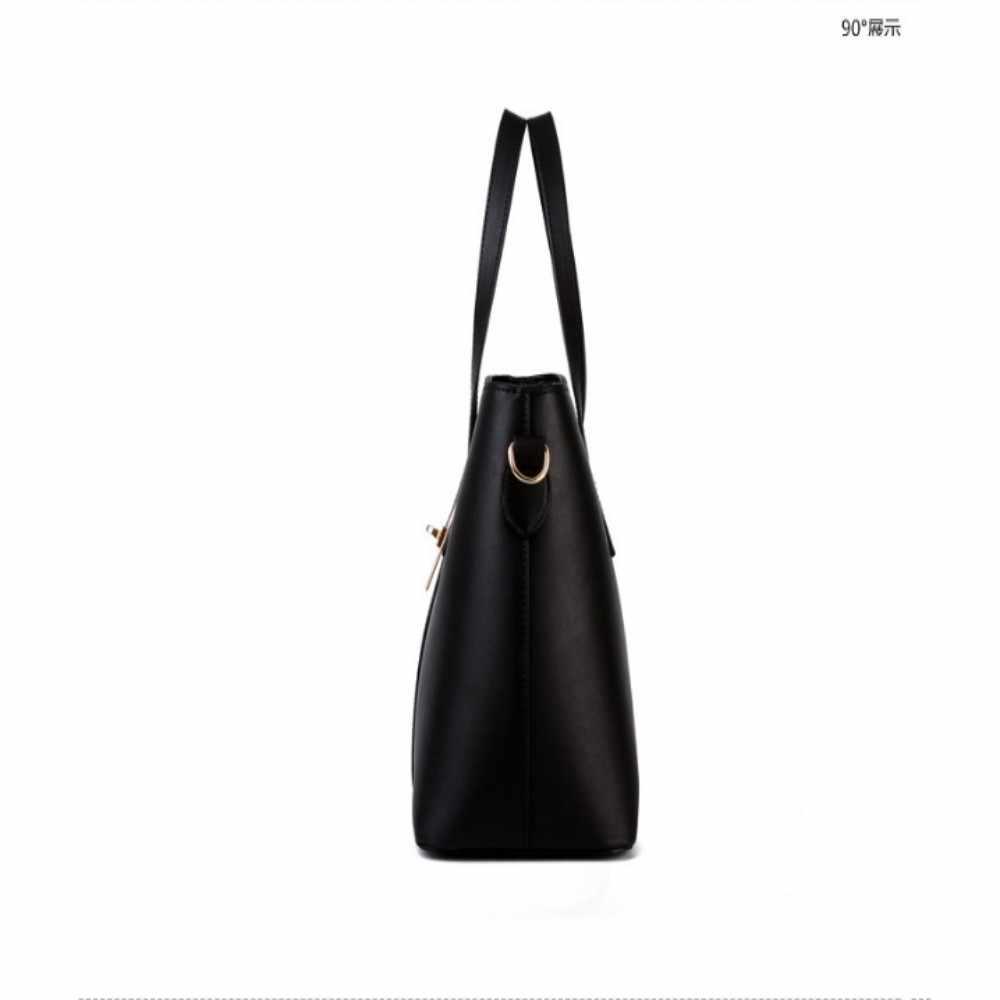 100% Del cuoio Genuino borse Delle Donne 2019 Nuovo Paragrafo marea MS sacchetto femminile big bag semplice borsa a tracolla del Messaggero della borsa