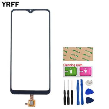 Touch Screen Phone Front Glass For Leagoo S11 Touch Screen Digitizer Panel TouchScreen Lens Sensor 3M Glue Wipes 6 1 touch screen for ulefone note 7 s11 touch panel touch screen digitizer sensor repair touch glass lens tools 3m glue