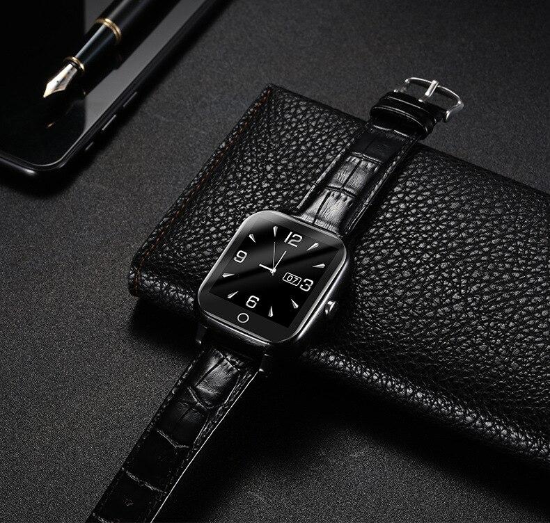 Elderly Smart Bracelet Watch Men Women GPS Wifi ECG Heart Rate Alarm Clock Pedometer Blood Pressure Phone Call Smartwatch (12)