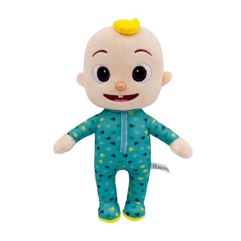 Melon JJ Plush Cocomelon Toys Kids Gift Cute Stuffed Toy Educational Plush Doll 6
