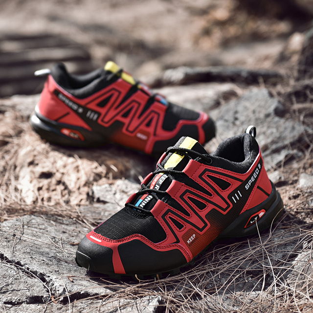 Sainimo Solomon explosive outdoor casual shoes men shoes men sneakers men Large size zapatillas hombre  Tenis chaussure homme