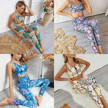 17 Styles Seamless Yoga Set Women Sport 2 Piece Set Running Sport Clothing Fitness Set Workout Clothes For Women Ropa Deportiva