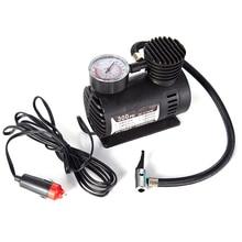 Car Mini Electric Inflation Pump Portable Tyre Air Inflator 300PSI Auto Compressor Pump
