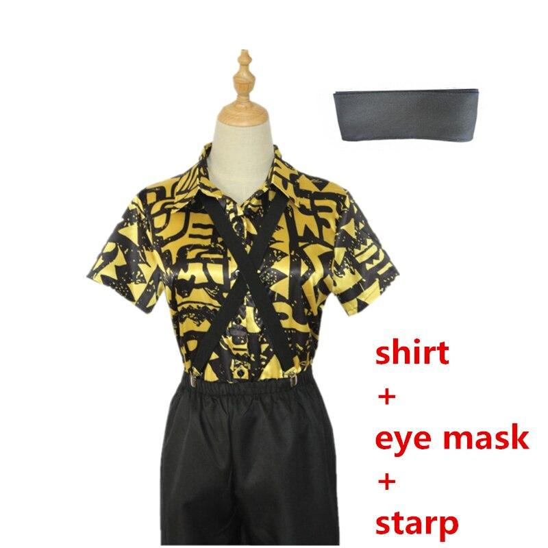 Strangestory Stranger Things Tshirt Eleven Costume Jim Hopper 3D Print Yellow Short Sleeve T shirt Blouse Women Shirt Men Girl