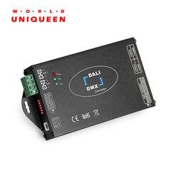 DL113 DALI к DMX512, DMX512 к DALI, двухсторонняя передача сигнала, преобразователь сигнала