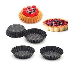 Mini moldes de muffin para panelas de cupcake, moldes de massas antiaderentes para assar