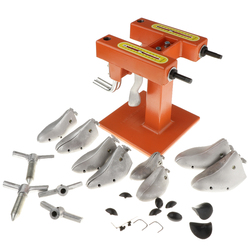 Máquina de reparación de estiramiento de zapatos, Zapatero, Zapatero, herramientas de cuidado compartido