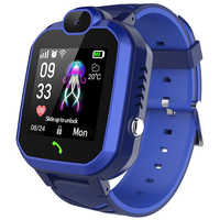 LIGE 2019 nuevo reloj inteligente para hombres para Niños SOS localizador de llamadas localizador rastreador Anti pérdida Monitor fitness deporte reloj inteligente