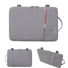 Laptop Bag Women Men for iPad Laptop 12 13 14 15 inch Notebook Shoulder Handbag Briefcase for Macbook Air Pro 14.1 15.4 15.6