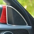 Auto Tür Hochtöner Lautsprecher Rahmen Dekorative Abdeckung Trim Chrom ABS Für Mercedes Benz C Klasse W205 180 200 300 2015  2018|w205 cover|mercedes benz decorationw205 door -