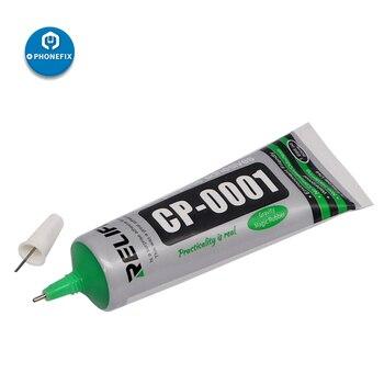 RELIFE Glue 50ml CP-0001 Multi-purpose Adhesives Clear Liquid Mobile Phone Frame Repair LCD Screen Glass - sale item Tool Sets