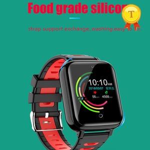 Image 3 - عالية الجودة whatsapp تويتر مكالمة فيديو متعددة اللغات smartwatch كاميرا أطفال 4G لتحديد المواقع ساعة ذكية بطاقة SIM الاطفال 4g lte ساعة طفل