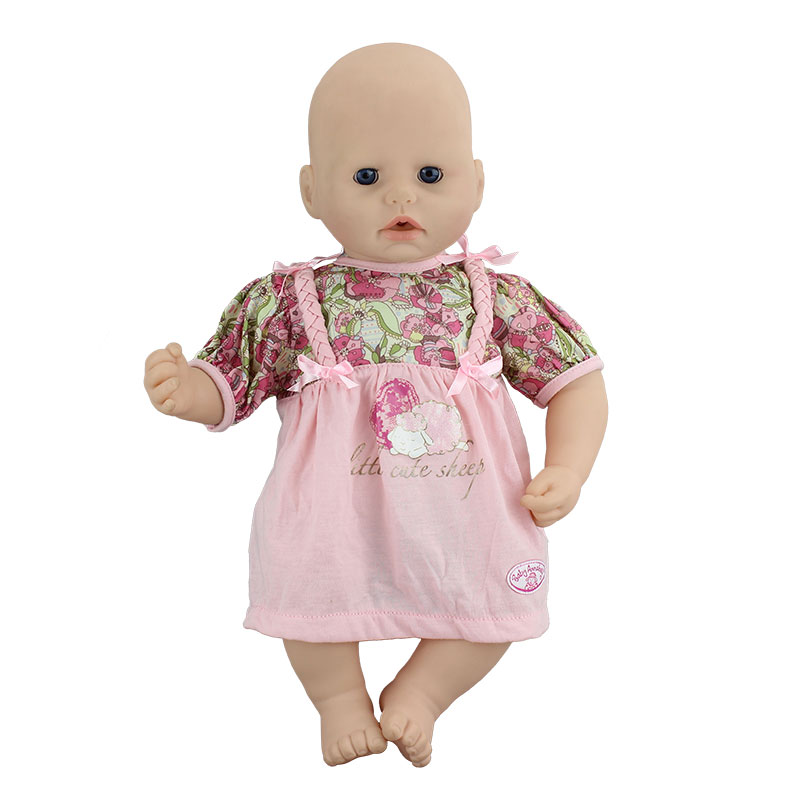 New Dress For  Baby  Doll 18 Inch Dolls Clothes
