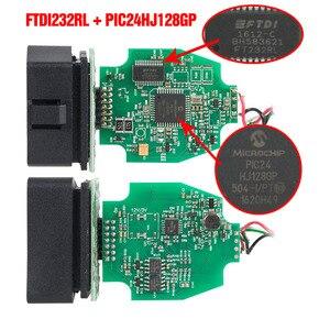 Image 4 - ELS27 FORScan Máy Quét OBD2 Công Cụ Chẩn Đoán Cho Obd2 Giao Thức Thông Qua 16pin Cổng Kết Nối Elm 327 FTDI + PIC24HJ128GP Chip