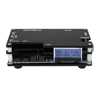 OSSC HDMI-compatible Converter for Retro Game Consoles Open Source Scan Converter for PlayStation 2 1 Xbox Sega Atari US EU Plug 2