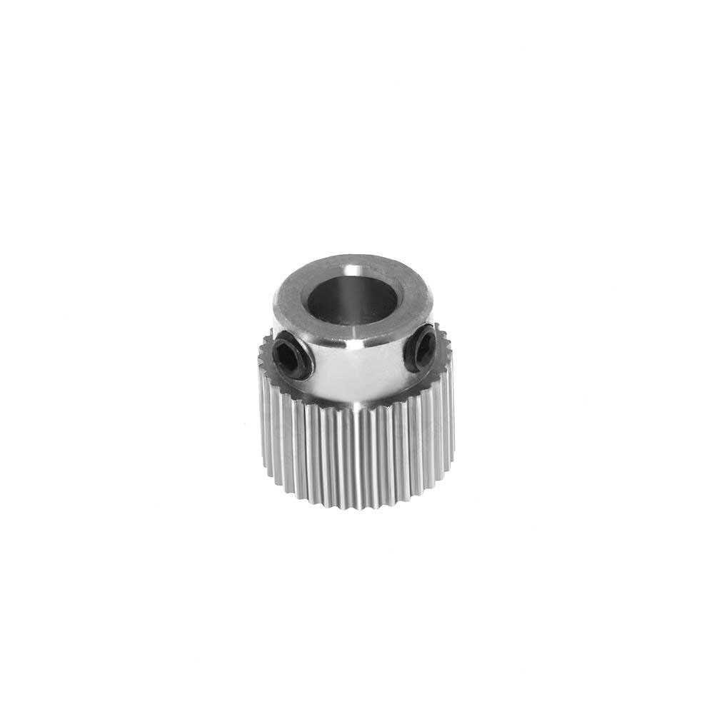 MK7 MK8 押出機駆動ギアボア 5 ミリメートル 1.75 ミリメートル/3.0 ミリメートル Hobbed ギア Makerbot Reprap メンデル高品質ステンレス鋼