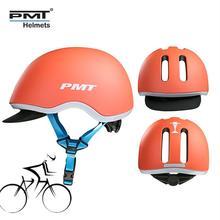 Новый pmt велосипедный шлем интегрально литой ультралегкий дышащий