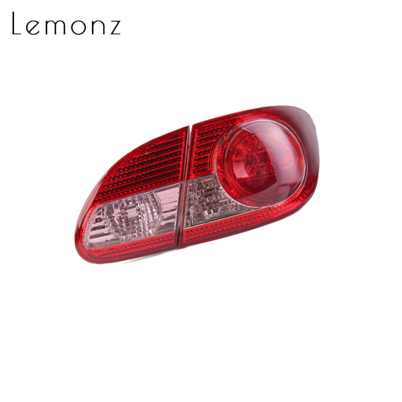 Tail Light Rear Light for Toyota Corolla 2003 2004 2005 2006 2007 2008 With No Bulb Car-styling Brake Tail Signal Light image