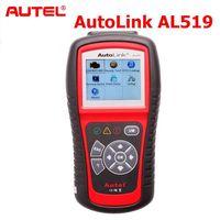 Original Autel AL519 OBD2 Auto Scanner Diagnostic Tool OBD 2 Car Diagnostic Scanner Eobd Automotivo Automotive Car Scan Tool