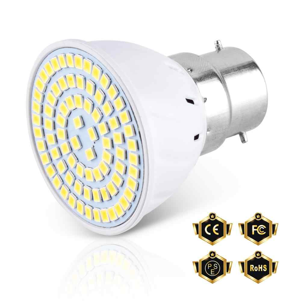 E27 LED Bulb 220V E14 Spotlight Light GU10 MR16 Corn Lamp 4W 6W 8W Ampoule Led B22 GU5.3 focos led SMD2835 Downlight Table Light