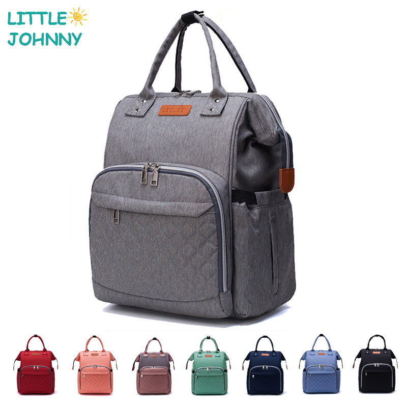 Maternity Bag Waterproof Diaper Bag Backpack For Mom Nappy Bags Large Capacity Baby Bag Travel Mummy Bag Designer Nursing Bag