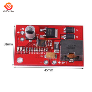 12V 3A MPPT контроллер солнечного зарядного устройства 3S 18650 литиевая батарея управление зарядкой солнечный регулятор 10,8 V 11,1 V