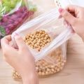 Свежая пищевая пленка, 1 мешок, съемные портативные полиэтиленовые пакеты для овощей и фруктов, утолщенная сумка для хранения холодильника